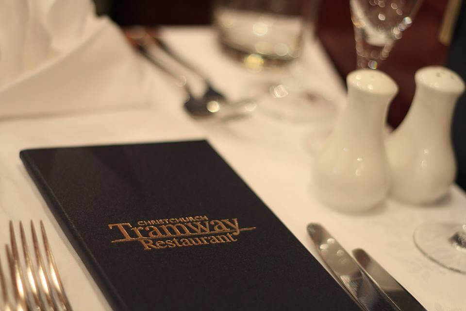 Tramway Restaurant - Unique Dining Experience ...
