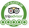 Christchurch Attractions - Top Rated Trip Advisor Badge